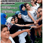 Midterm Report for GAME Democracy Makers in Lebanon